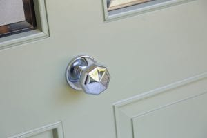 David H Wright House Door Furniture